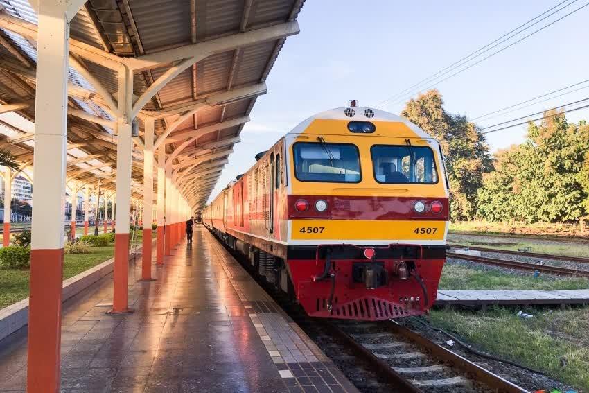 การรถไฟแห่งประเทศไทย ค่าส่งรถมอเตอร์ไซค์คิดค่าจ้างเท่าไหร่